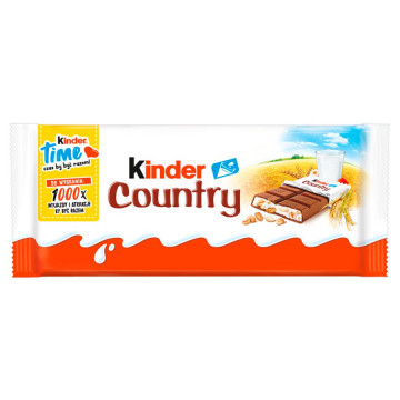 KINDER COUNTRY 4X23,5G