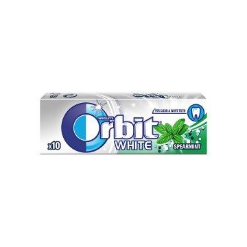 ORBIT WHITE SPEARMINT 10DRAZ