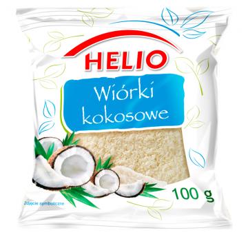 WIORKI KOKOSOWE 100G