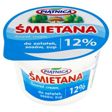 ŚMIETANA 12% 200G PIĄTNICA