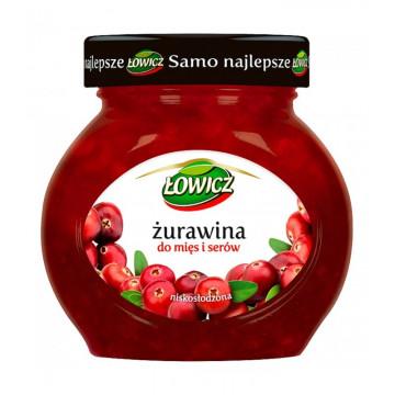 ŻURAWINA DO MIĘS I SERÓW 230G