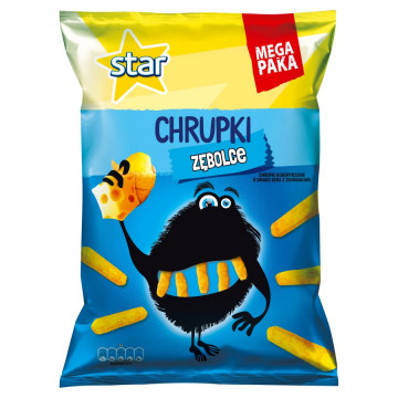 STAR CHRUPKI SER ZIEMNIAK 125G