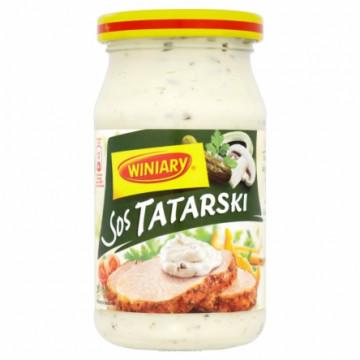 SOS TATARSKI 250ML