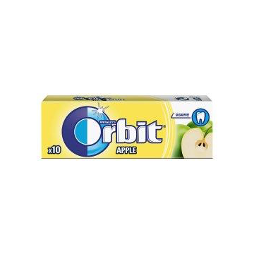 ORBIT APPLE DRAZETKI 10SZT
