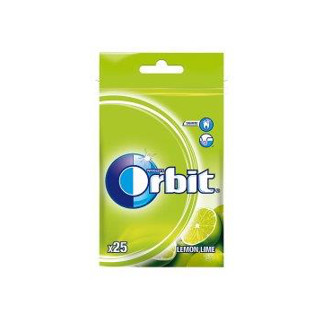 ORBIT LEMON LIME TOR.25SZT