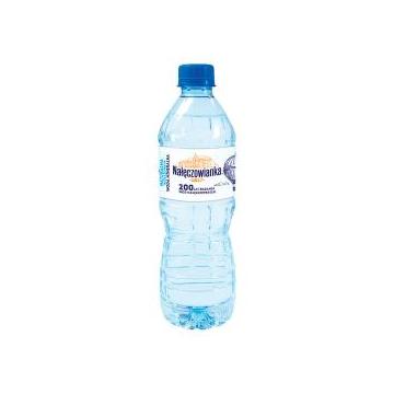 WODA MINERALNA 0,5L N/GAZ