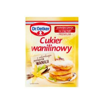 CUKIER WANILINOWY 16G