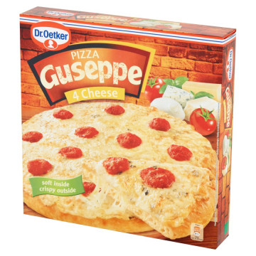 PIZZA GUSEPPE 4 SERY 335G