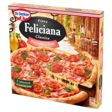 PIZZA FELICIANA PESTO 360G