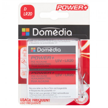 BATERIA ALCALIC POWER+ D...