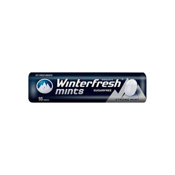 WINTERFRESH STRONG MINTS
