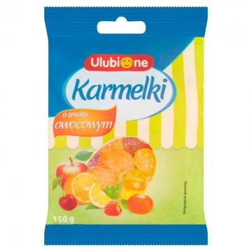 KARMELKI OWOCOWE 150G