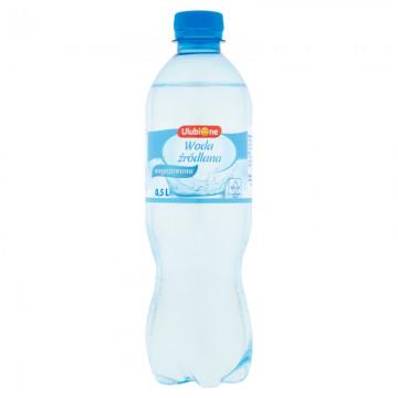 WODA ŹRÓDLANA 0,5L N/GAZ