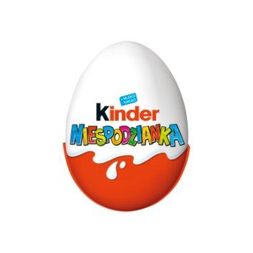 JAJKO KINDER SURPRISE 20G.