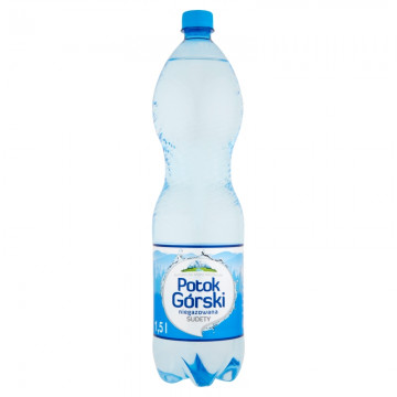 WODA MINERALNA N/GAZ 1.5L PET