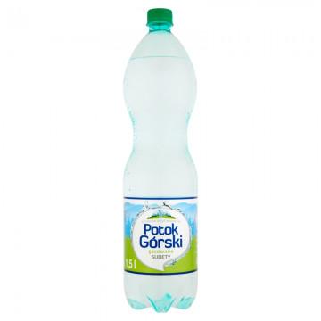 WODA MINERALNA 1.5L GAZ