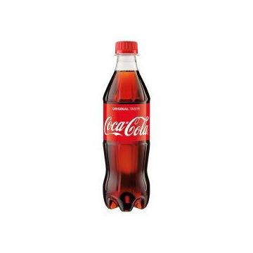 COCA COLA 0.5L PET