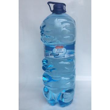 WODA ŹRÓDLANA N/GAZ 5L PET