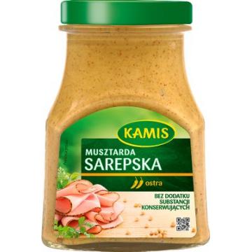 MUSZTARDA SAREPSKA 185G