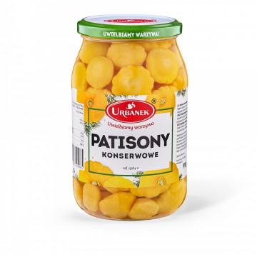 PATISONY KONSERWOWE 910G/430G