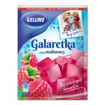 GALARETKA MALINOWA 75 G
