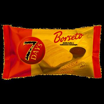 7DAYS  BORSETO COCOA 80G PERFO