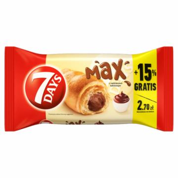 7DAYS MAX COCOA 110G