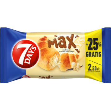 ROGAL 7DAYS MAX VANILLA 110G