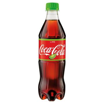 COCA COLA LIME 0,5L PET