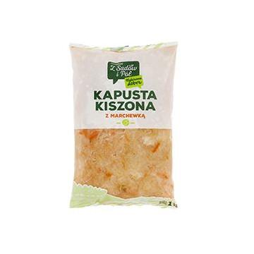KAPUSTA KISZONA FOLIA 1,0 KG