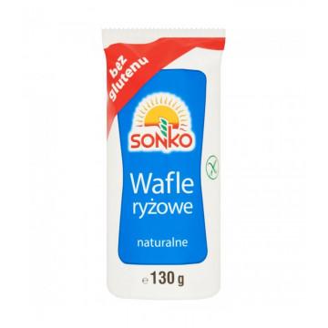 WAFLE RYZ.NATURALNE 130G