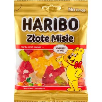 HARIBO ZLOTE MISIE 100G