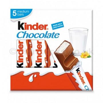 KINDER CHOCOLATE MAXI 5X21G