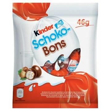 KINDER SCHOCO BONS 46G