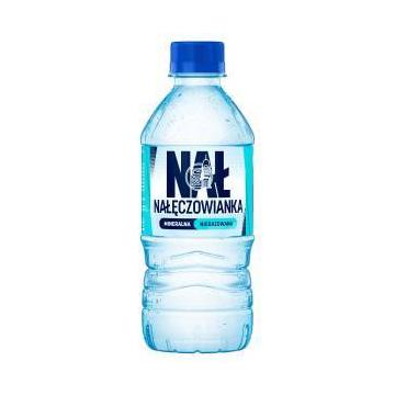 WODA MINER. 0,33L N/GAZ NALEC