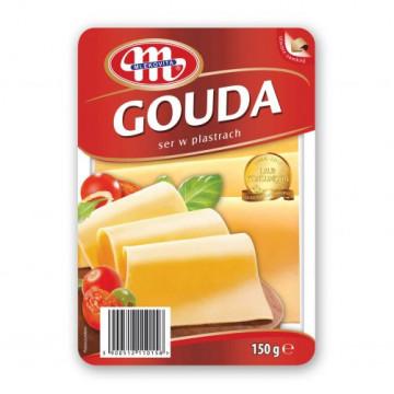 SER GOUDA PLASTRY 150G