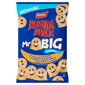 MONSTER MUNCH MR BIG 90G