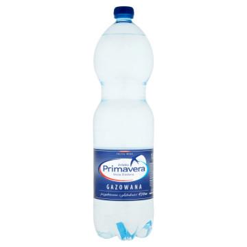 WODA ŹRÓDLANA GAZ 1.5L PET