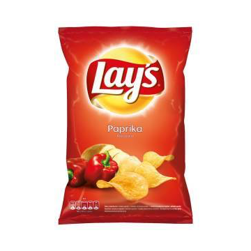 LAY'S CORE PAPRIKA D 140G