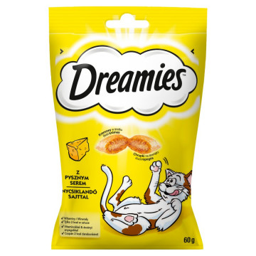 DREAMIES Z SEREM 60G