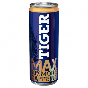NAPÓJ TIGER MAX 50% MORE...