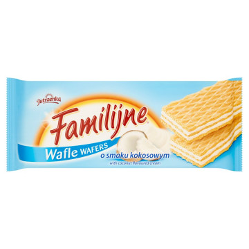 WAFLE FAMILIJNE KOKOSOWE 180